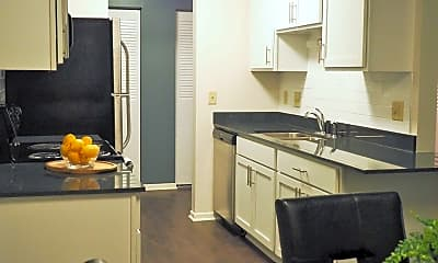 Kitchen, Astor Place of Edina, 1