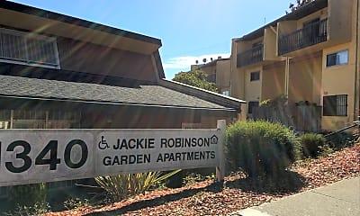 Jackie Robinson Garden Apartments, 1