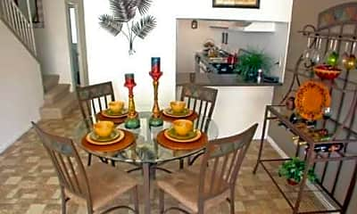 Dining Room, The Modern SD, 0