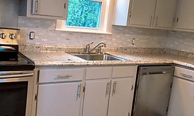 Kitchen, 60 Leonard St, 1