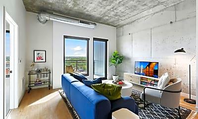 Living Room, 333 E Hennepin Ave 1015, 1