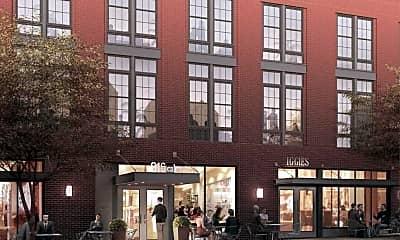 Building, 824 N Calvert, 2
