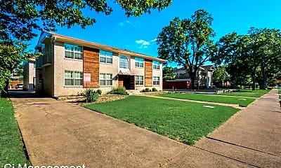Building, 5444 Gaston Ave, 1