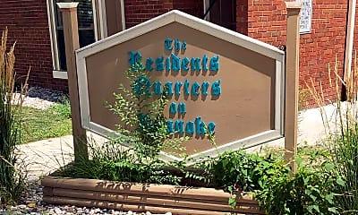 Community Signage, 108 NE Roanoke Ave, 1