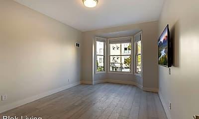 Living Room, 3411 Adeline St, 1
