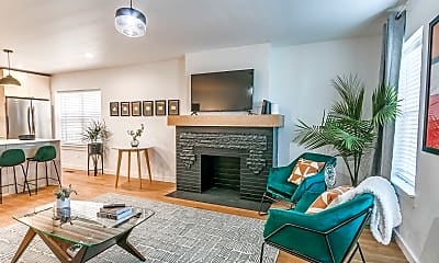 Living Room, 808 NW 23rd St, 0