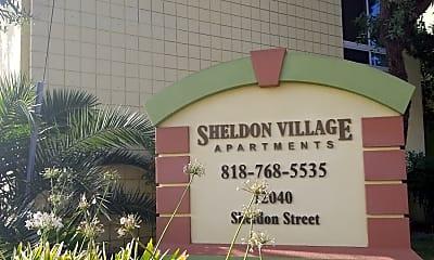 Sheldon Village, 1