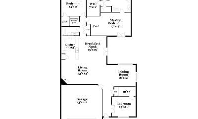 Building, 830 Chalet Hills, 1
