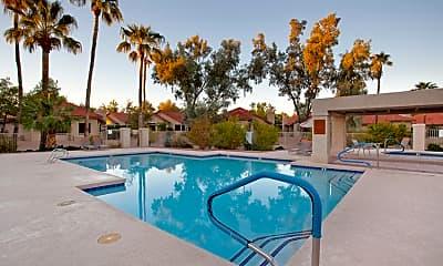 Pool, 8700 E Mountain View Rd 2063, 1