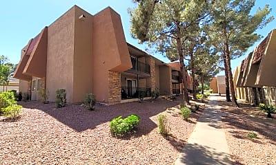 Building, 5265 S Durango Dr, 1