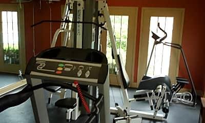 Fitness Weight Room, 16100 Henderson Pass, 1