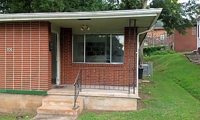 Building, 936 Fortwood St Unit A, 2