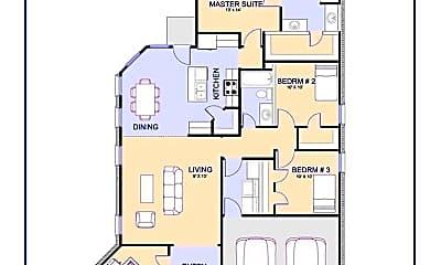 Building, 611 Beechwood Dr, 1
