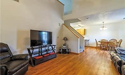 Living Room, 3701 Brookridge Ct. # 708, 1