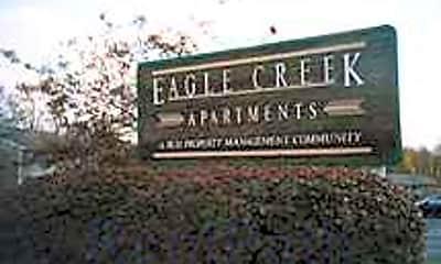 Building, Eagle Creek, 1