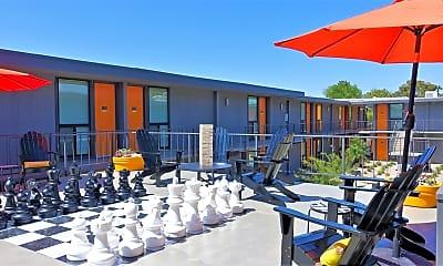 Recreation Area, DUO Apartments, 0