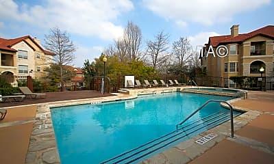 Pool, 2600 Lake Austin Blvd, 2