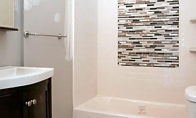 Bathroom, 231 Claremont Ave 3, 2