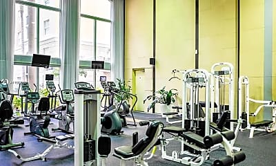 Fitness Weight Room, 17150 N Bay Rd 2915, 2