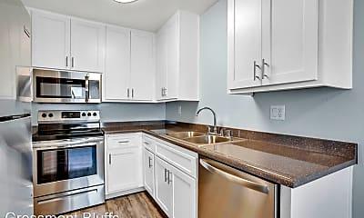 Kitchen, 5711 Water St, 1