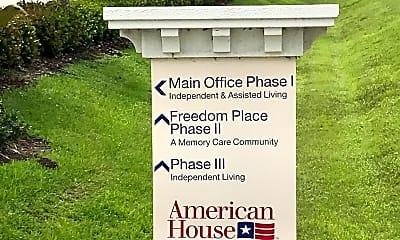 American House Bonita Springs Senior Living Apartments, 1
