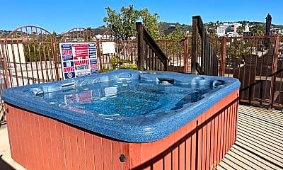 Pool, 1321 N Las Palmas Ave, 2