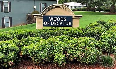 Woods Of Decatur, 1