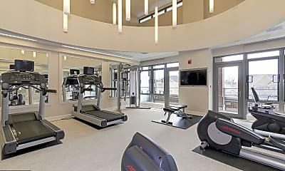 Fitness Weight Room, 7171 Woodmont Ave 604, 2