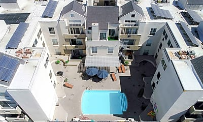 Clarington Court Apartments, 2