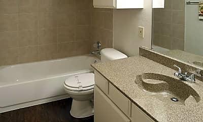 Bathroom, Center Place, 2