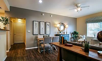 Dining Room, The Village on 5th, 1