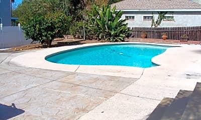 Pool, 2181 Charles Way, 2