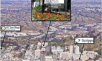 Community Signage, 4202 Fourth Ave, 2