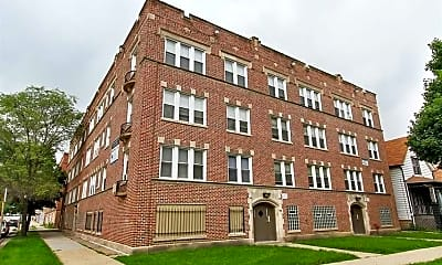 Building, 11250 S. Indiana Avenue, 0
