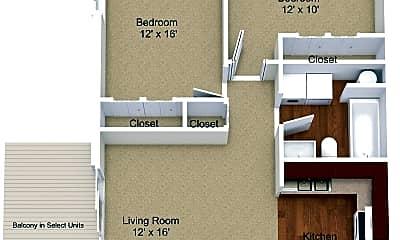Bathroom, 1726 14th Ave W, 2