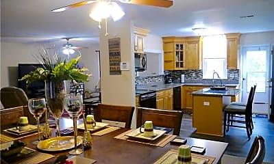 Dining Room, 436 N Oceana Blvd, 1