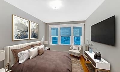 Bedroom, 1654 Massachusetts Ave #23, 0