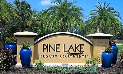 Pine Lake Apartments, 2