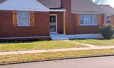 Building, 807 Bryan St, 1