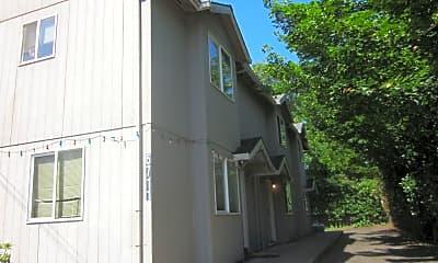 Building, 5711 SE 122nd Ave, 2
