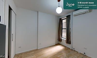 Bedroom, 473 Central Park West, 0