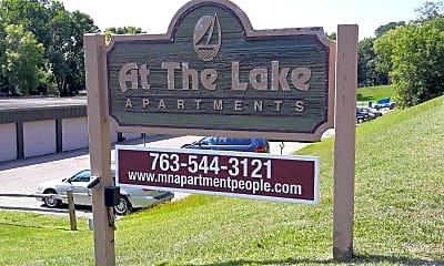 At the Lake Apartments, 1