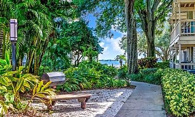 Recreation Area, Bay Oaks, 1