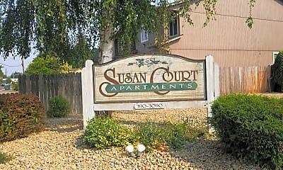 Susan Court Apartments, 1