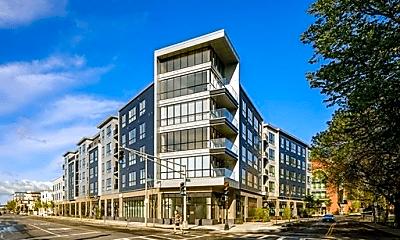 Building, 3531 Washington St, 2