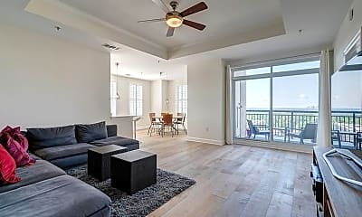 Living Room, 325 East Paces Ferry Rd NE 1405, 1