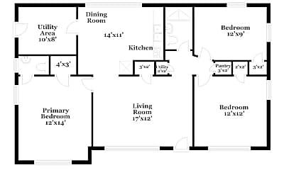 Building, 9403 Cornflower Rd, 1