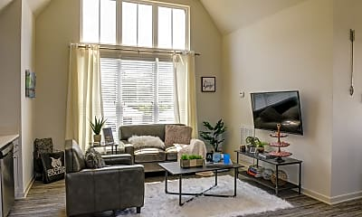 Living Room, Arcadia on the River, 1