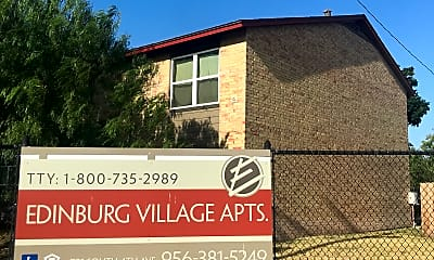 Edinburg Village Apartments, 1
