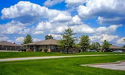 Landscaping, Tyler Park, 2